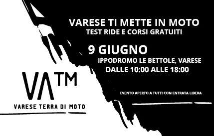 Varese Terra di Moto, prossimo appuntamento domenica 9 giugno