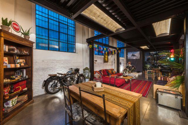 Caravanserraglio Lounge: Daniele Donin racconta i suoi viaggi in moto