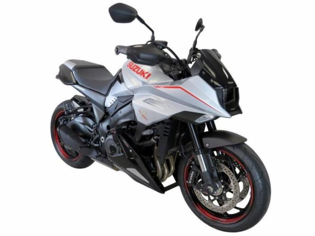 Powerbronze, nuovo kit accessori per Suzuki Katana