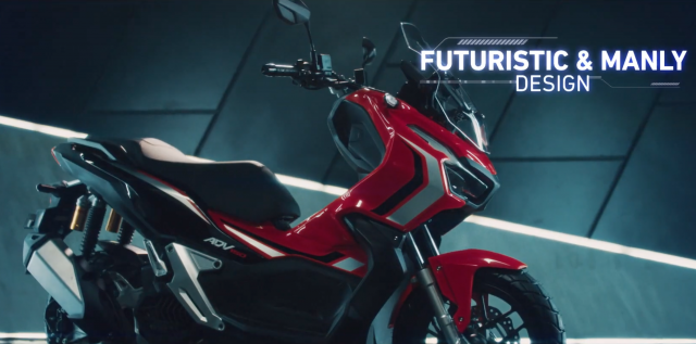 Honda, presentato in Indonesia un inedito ADV 150 - VIDEO