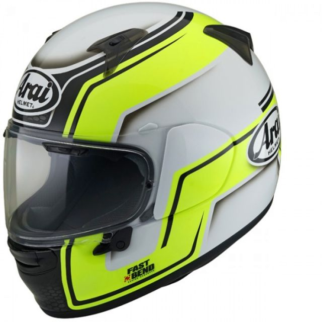Profile-V Bend Yellow by Arai