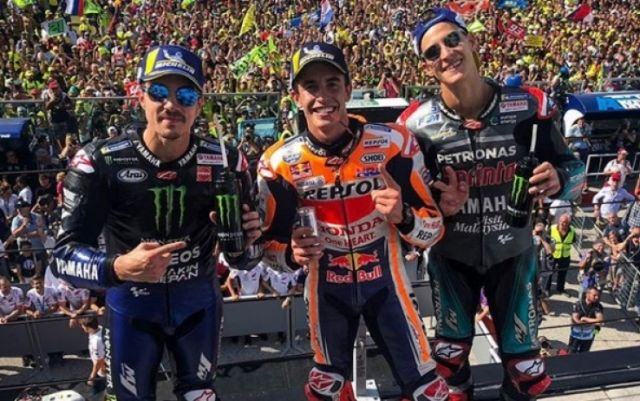 MotoGP a Misano: vince Marquez, Rossi quarto. Classifica e calendario
