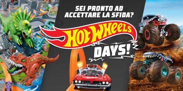 Milano, in arrivo gli Hot Wheels Days