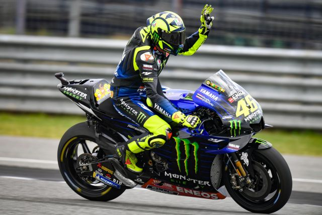 """new concept 3f0c3 7f44c MotoGP 2019 - Orari TV Buriram, Valentino Rossi: """"Grande ..."""