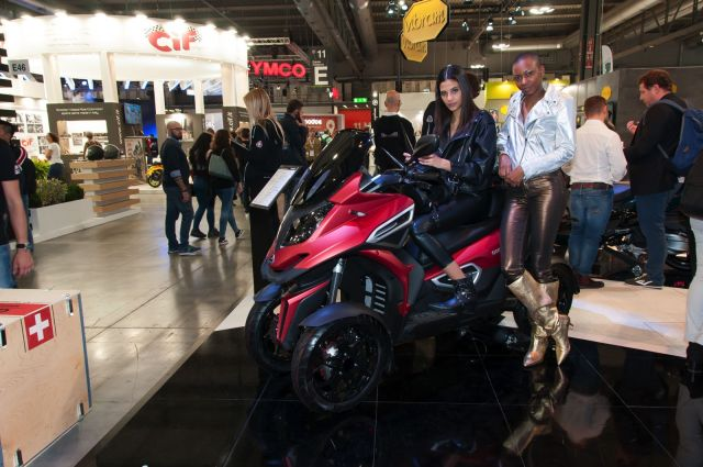 Quadro Vehicles Qooder e QV3: in equilibrio  con un tasto