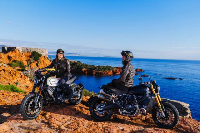 Ducati Scrambler 1100 PRO: dati tecnici e caratteristiche