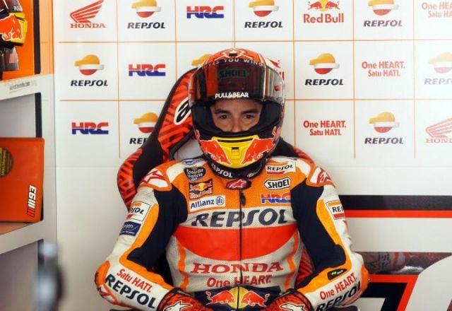 """Marquez: """"La Dakar una sfida del futuro"""""""