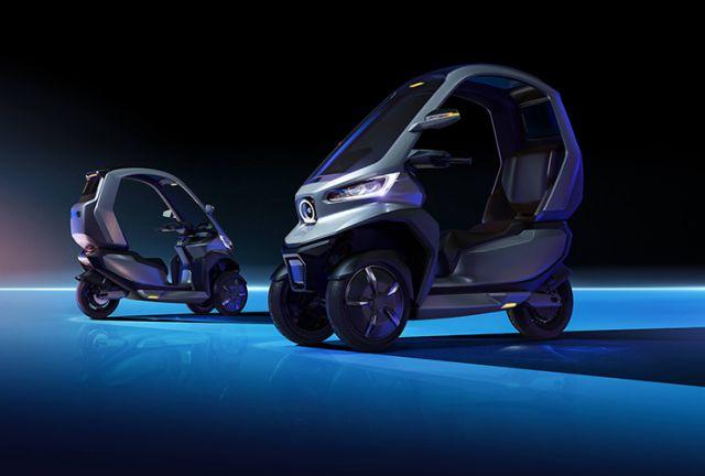 CES 2020: Niu scooter e moto col 5G