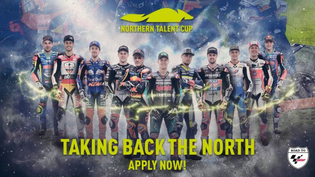 Northern Talent Cup, il debutto nel 2020