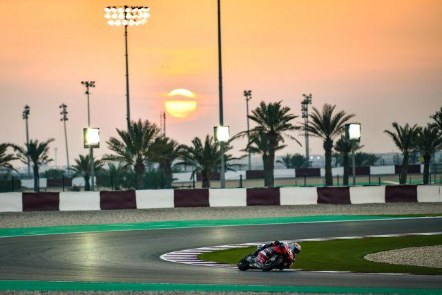 """MotoGP 2020, test Qatar, giorno 3, Dovizioso: """"L'aspetto più positivo della giornata è stata la simulazione di gara"""""""
