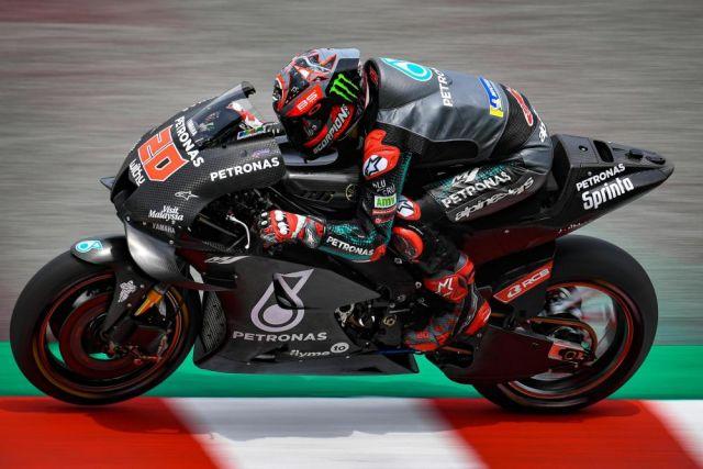 Sepang: pioggia di novità tecniche sui test MotoGP