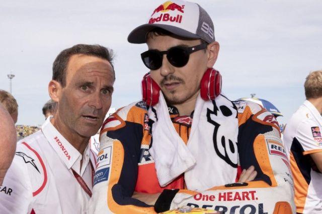 """MotoGP 2020, Puig: """"Ero convinto che Lorenzo si ritirasse davvero"""""""