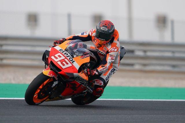 """MotoGP 2020, test Qatar, giorno 3, Marquez: """"Ora la situazione è più chiara"""""""