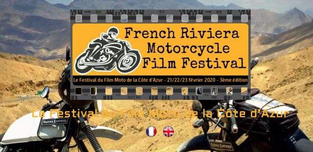 Gratis i film del French Riviera Motorcycle Festival