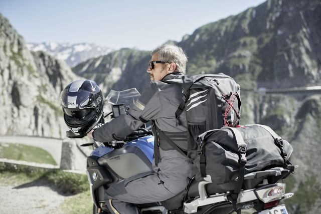 iXS TP Backpack, lo zaino nato per le due ruote