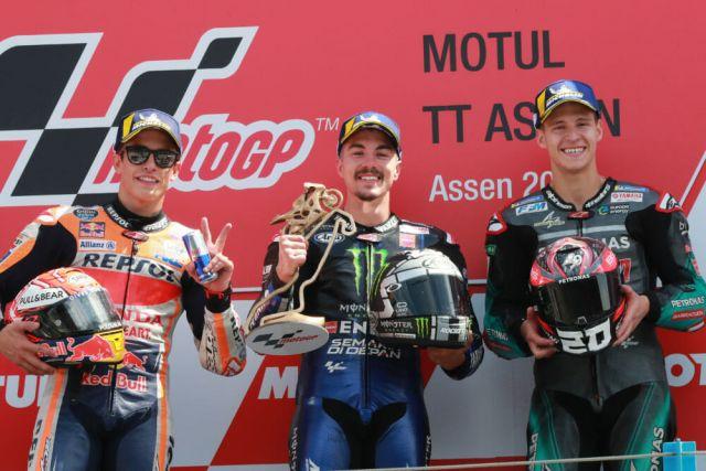 MotoGP calendario 2020, la prima tappa ora è Assen