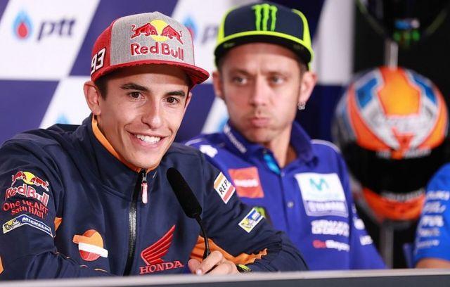 """MotoGP, Cecchinello: """"Tra Valentino Rossi e Marquez scelgo Marc"""""""
