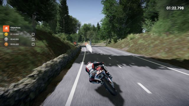 TT 2020: gara virtuale con il videogame Ride on the edge 2