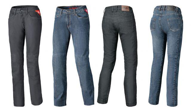 Jeans Held San Diego, comodi e protetti