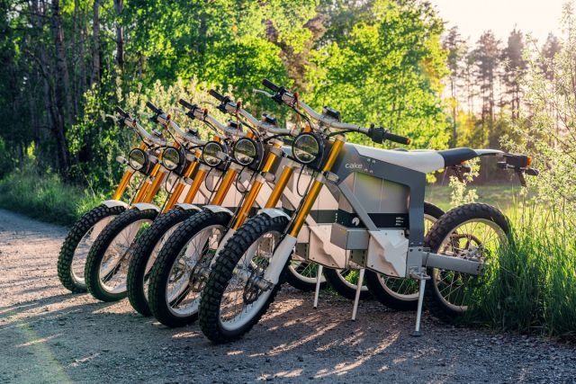 Electric Enduro Tours, la Svezia in moto elettrica