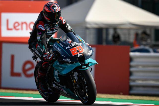 MotoGP 2020 Misano, classifica fp2: Quartararo primo, Rossi quinto. Orari TV diretta Sky e TV8