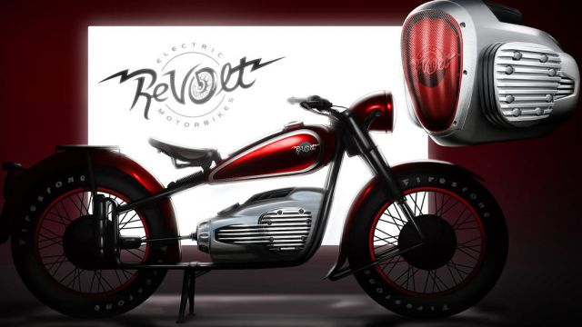 Revolt Electric Motorbikes, BMW retrò e kit di conversione