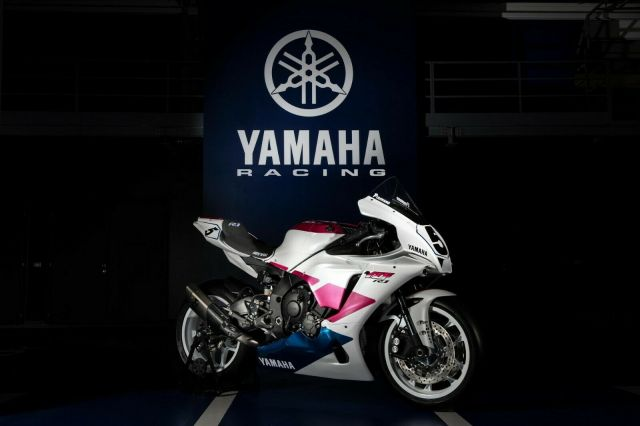 "Yamaha R1 ""Pirovano Replica"", all'asta per beneficienza"