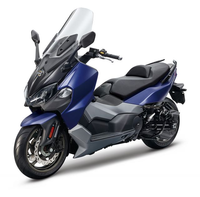 SYM Maxsym TL 500, super prezzo con il Black Friday