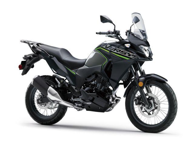 Kawasaki Versys 300: pronta al giro del mondo con il prof. Pistore