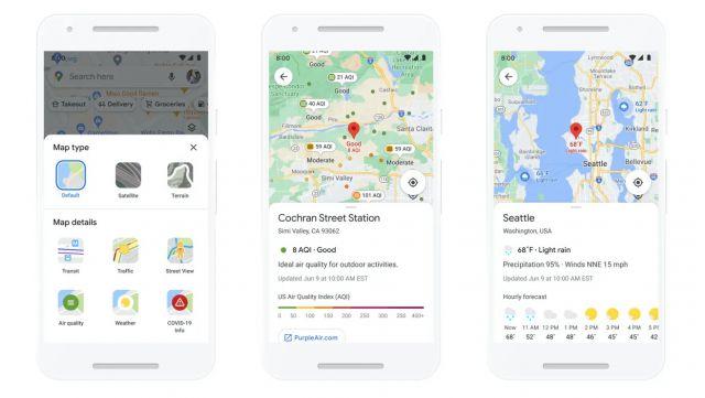 Google Maps, presto numerosi aggiornamenti per la navigazione
