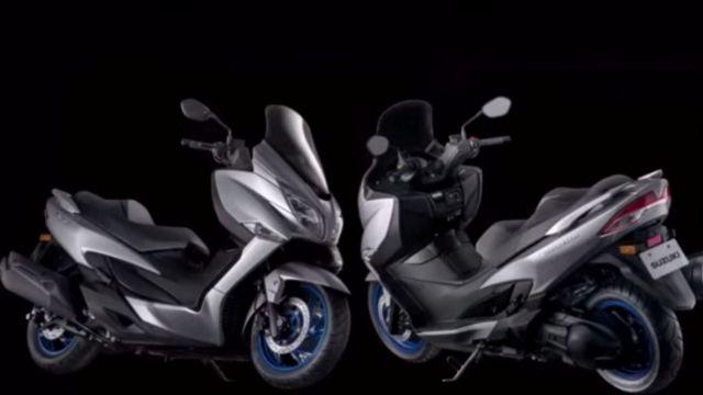 Suzuki, il Burgman 400 entra nel listino 2021: prezzo e disponibilità