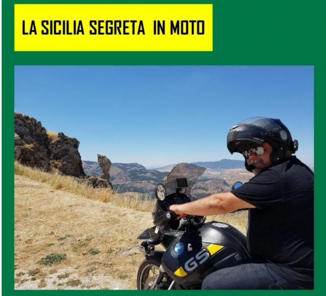 Libri di viaggio: La Sicilia segreta in Moto