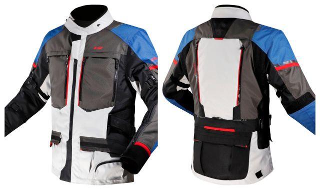 Completo LS2 Norway, chi ha paura del freddo in moto?