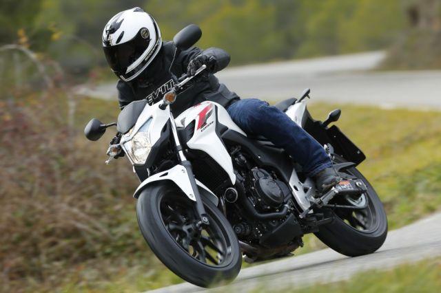 Honda CB F CB 500 F 2015 prezzo, informazioni tecniche