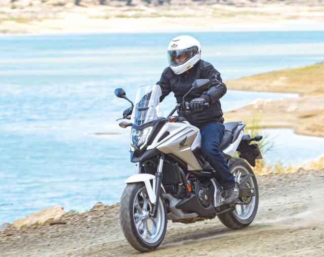 Honda Ncx Adventure Touring