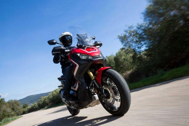 Honda X-ADV, l'avventura è a portata di mano