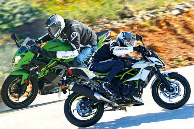 Kawasaki Ninja 125 2019 Prezzo Informazioni Tecniche Foto E Video