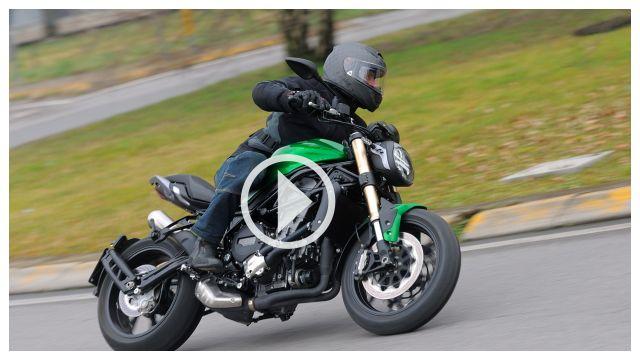 Benelli BN 251 - Motosprint