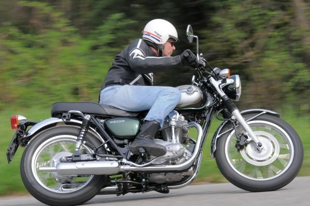 Kawasaki W 800 2011 Prezzo Scheda Tecnica Dati Foto E Video
