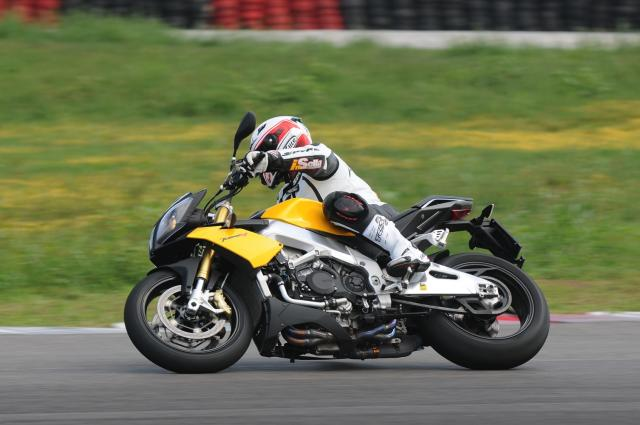 Superbike senza carena