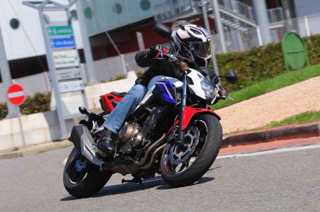 Honda CB 500 F, è molto di più di una prima moto