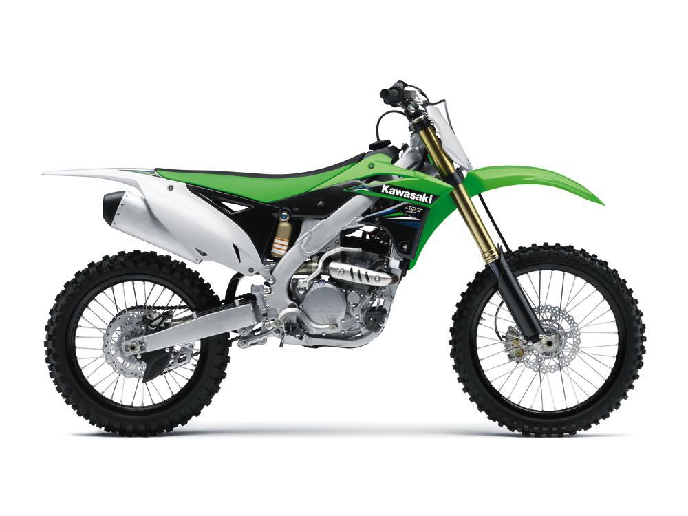 Foto Kawasaki Kawasaki, ecco le nuove KX 250 F e KX 450 F 2014