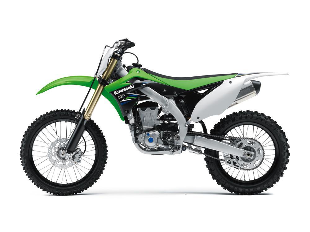 Kawasaki KX 450 - Listino moto nuove: dati e schede