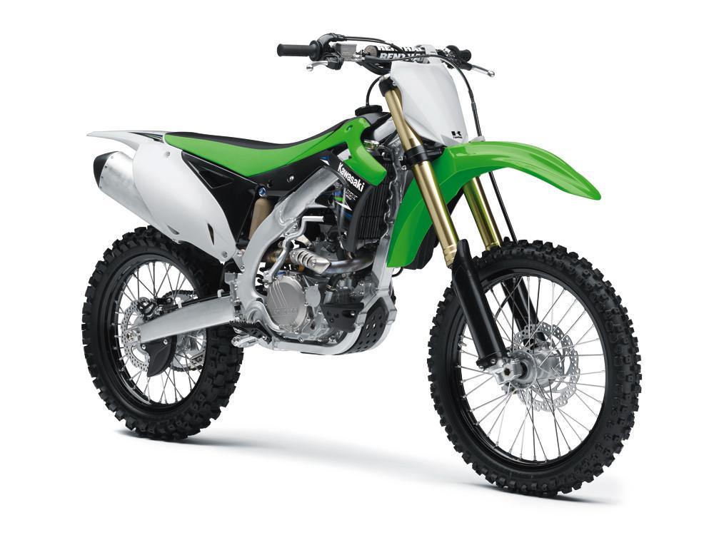 Kawasaki, ecco le nuove KX 250 F e KX 450 F 2014