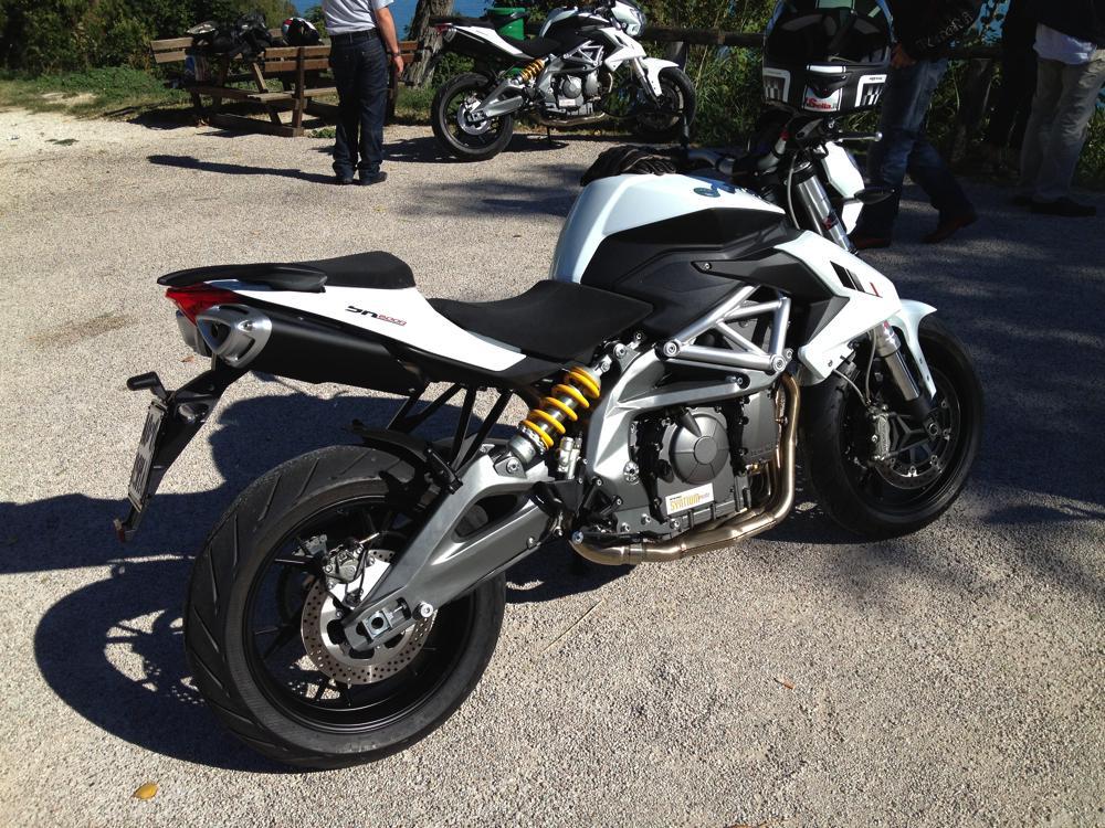 600RR, il ritorno di Benelli tra le sportive - Motociclismo