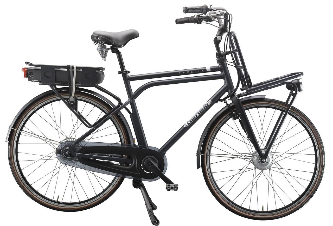 Foto Bici elettriche Benelli, arrivano quattro novità