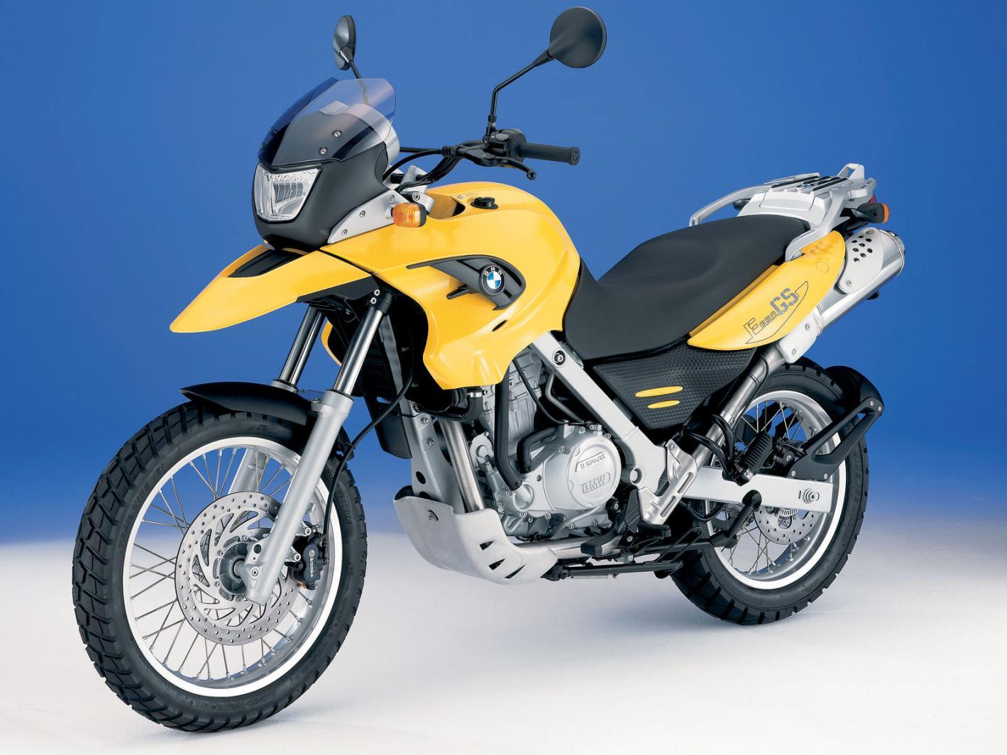 Moto Occasioni acquistare BMW F 650 CS Scarver ABS Moto
