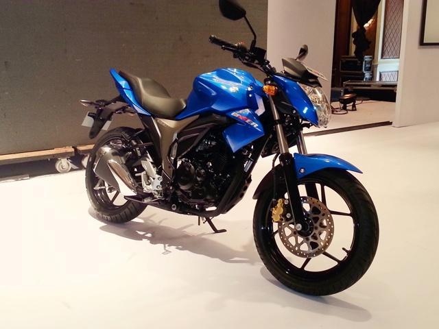 Suzuki Gixxer - The 155cc Naked Bike with Promising