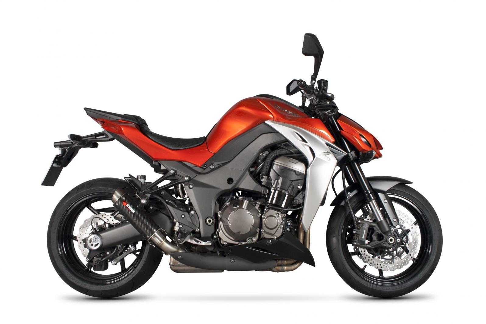 Kawasaki Z1000SX - ReportMotori.it
