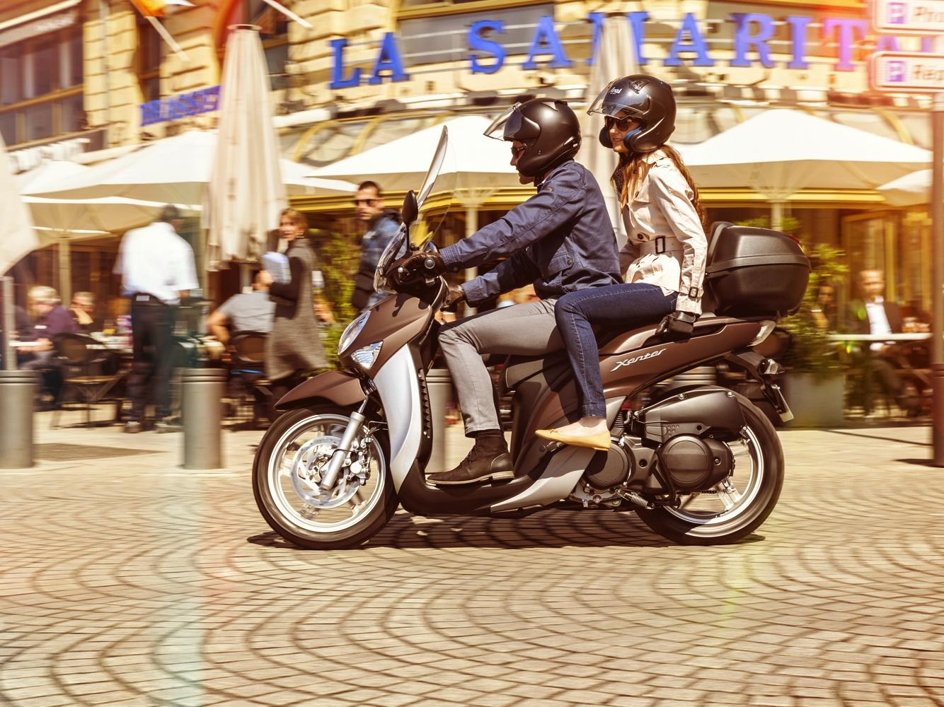 Yamaha Xenter 125 - InMoto